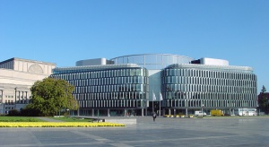 Biurowiec Metropolitan z certyfikatem BREEAM