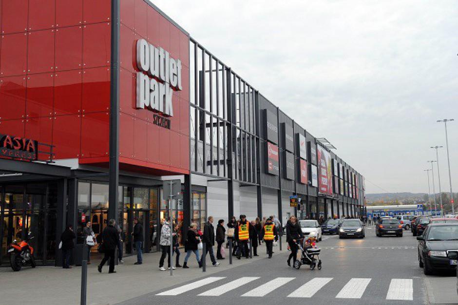 Milion klientów odwiedziło Outlet Park Szczecin