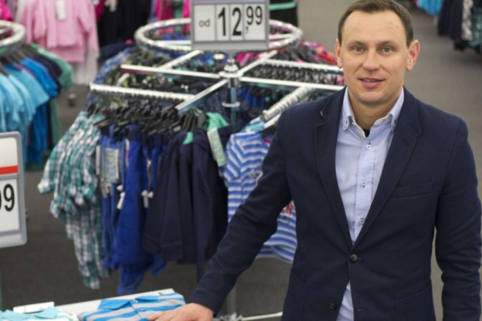Klient jest królem - wywiad z Mariuszem Kulikiem, dyrektorem sieci KiK w Polsce
