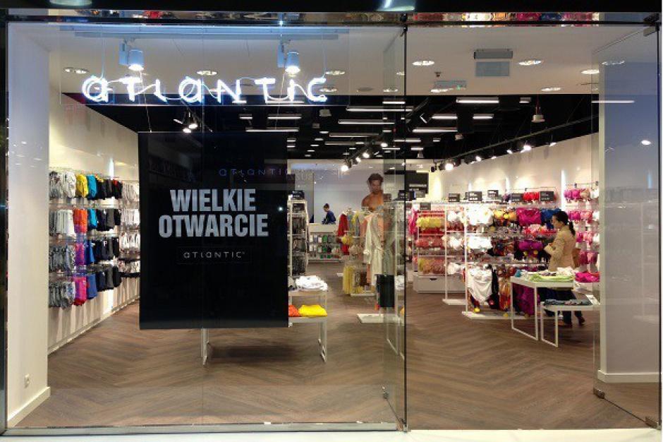Rusza pierwszy w Polsce odnowiony sklep outletowy sieci Atlantic
