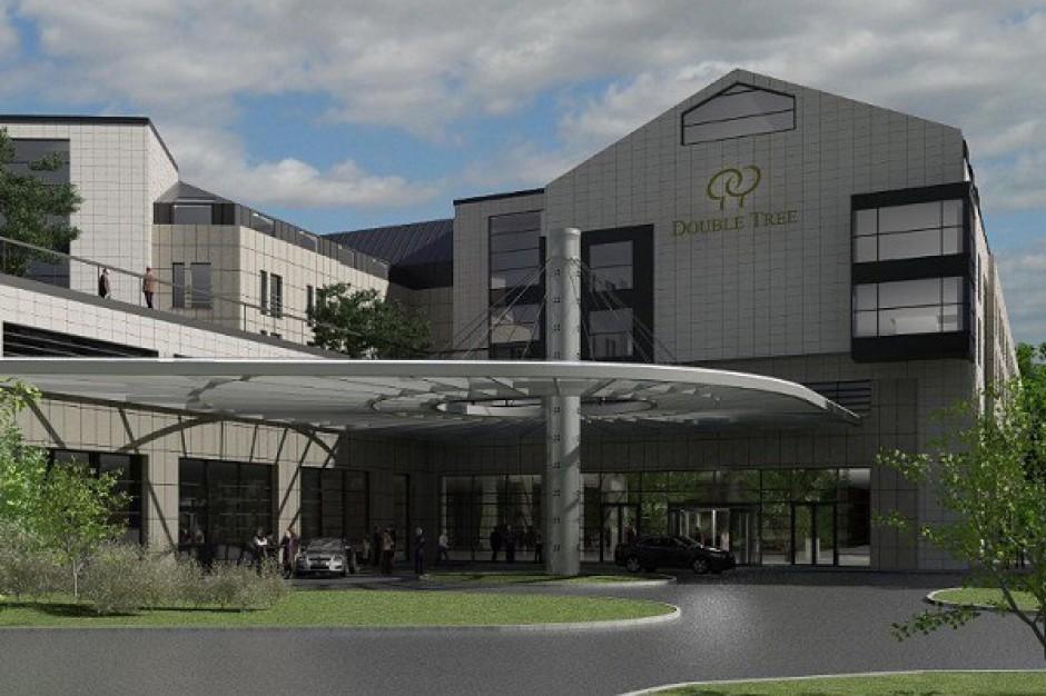 Warszawski hotel Double Tree by Hilton ruszy jeszcze w tym roku