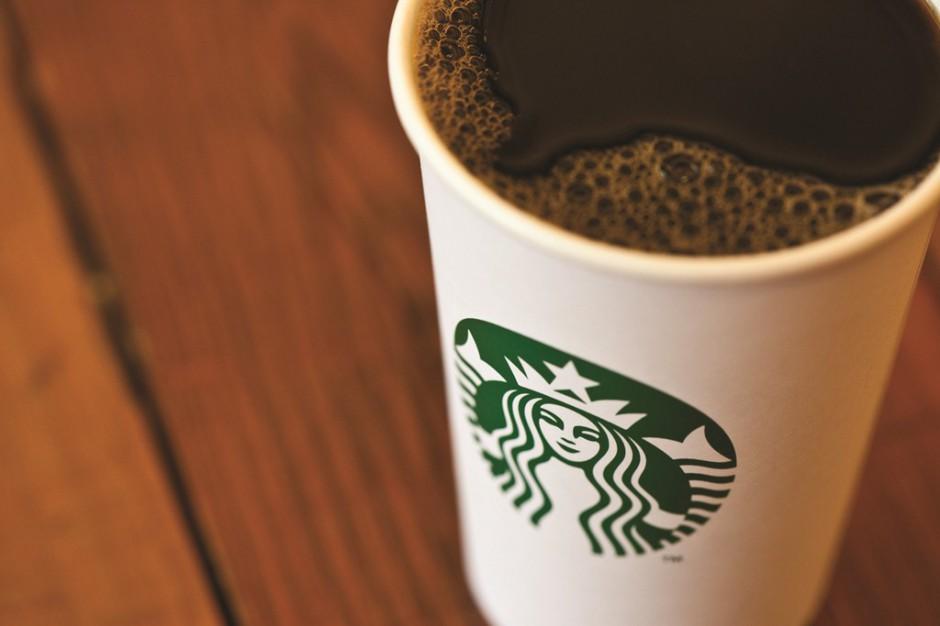 Starbucks sprzedał mniej w Europie