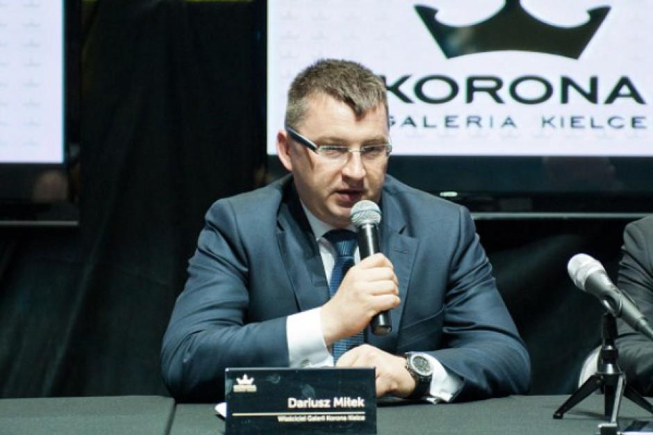 Dariusz Miłek zrezygnował z funkcji prezesa CCC