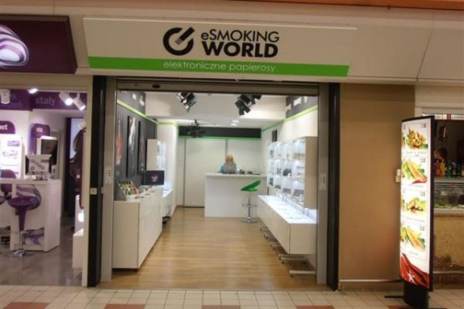 E-Smoking World nowym najemcą w CH Auchan Modlińska