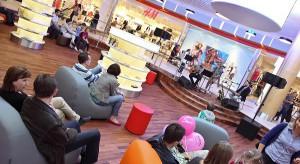 Zobacz fotorelację z otwarcia powiększonego CH Auchan w Łomiankach