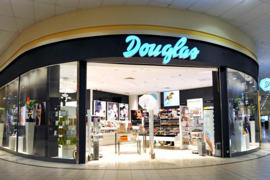 Zmiana właściciela sieci Douglas