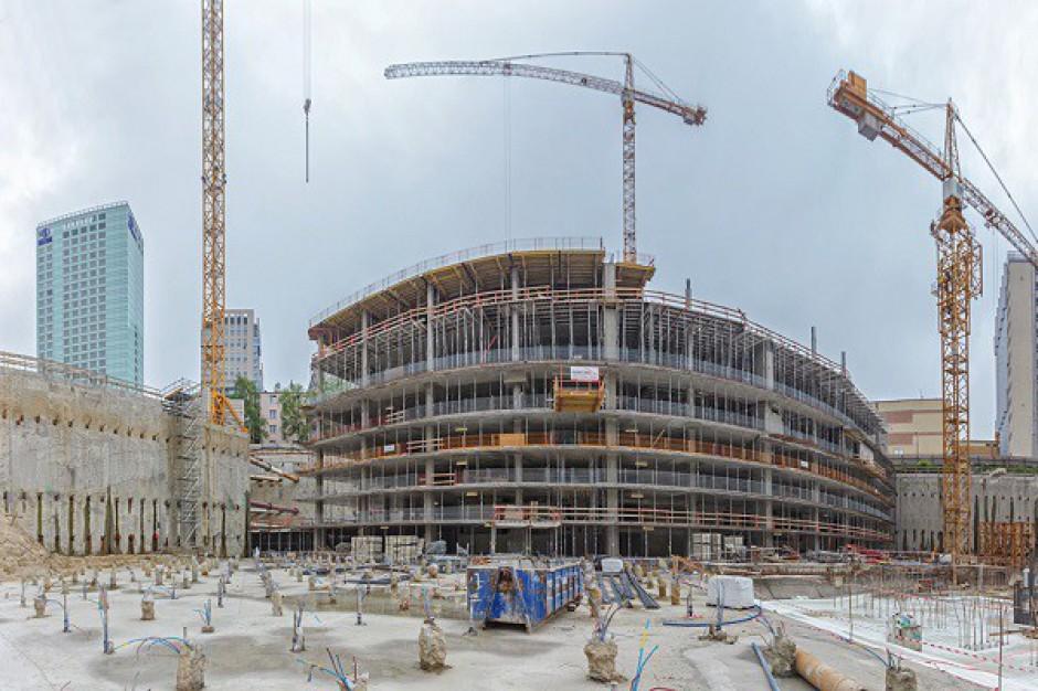 Zobacz postęp prac przy najwyższej inwestycji biurowej w regionie