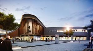 Jan Mroczka na EEC: Rusza budowa centrum handlowego w Pile