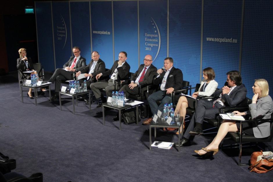 EEC: Zobacz zdjęcia z sesji Kondycja polskiego rynku nieruchomości komercyjnych