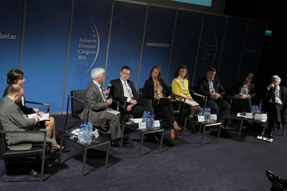 Przyszłość miast i metropolii na Europejskim Kongresie Gospodarczym