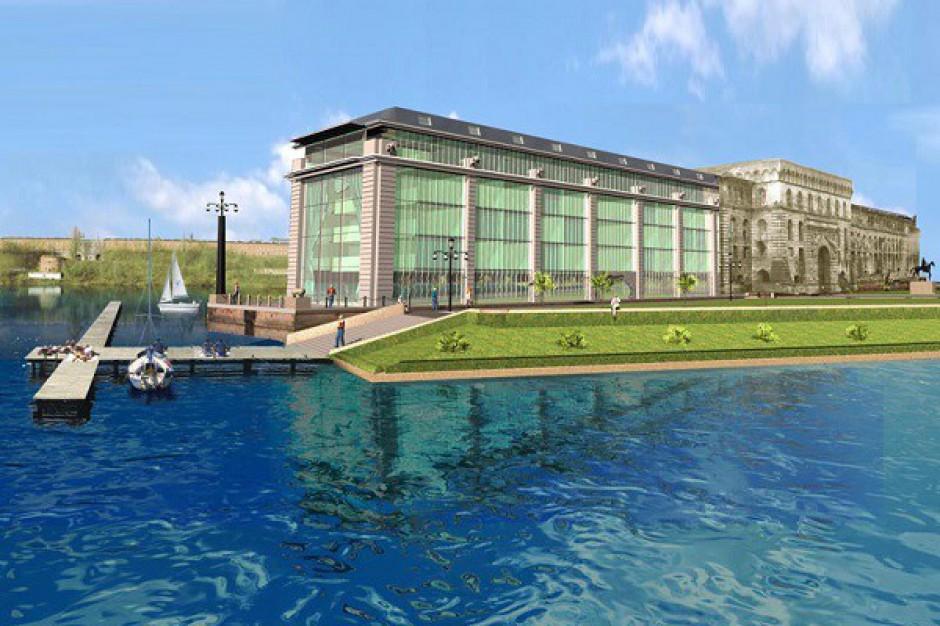"""Zrujnowany """"Zamek Horeszków"""" zamieni się w luksusowy hotel - wizualizacje"""