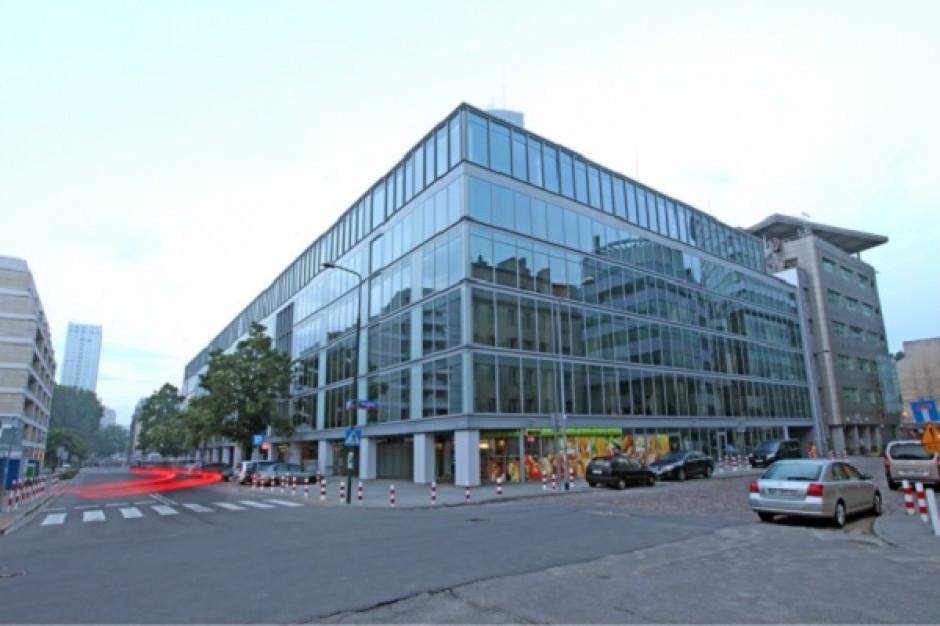 Biurowy kompleks Skanskiej w Warszawie oficjalnie otwarty
