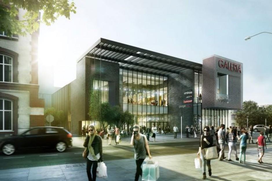 Rusza budowa centrum handlowo-usługowego Gryf w Starogardzie Gdańskim