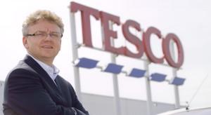 Prezes Tesco: Skończyła się wojna na liczbę sklepów, teraz liczy się jakość - fotogaleria