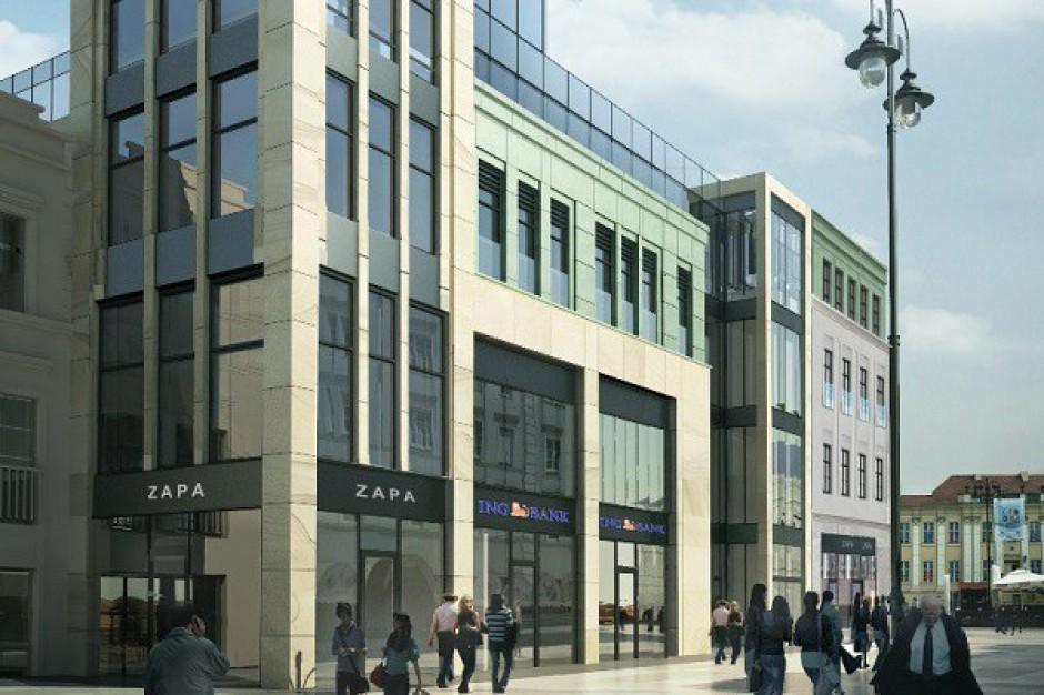 Cukiernia Sowa buduje biurowce w Bydgoszczy