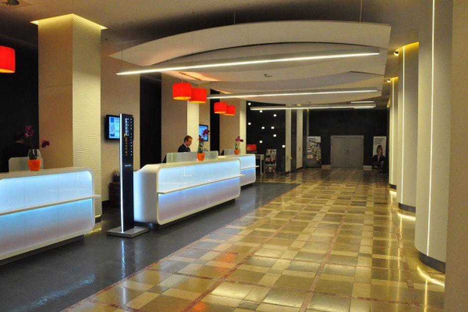 Novotel Poznań Centrum w odnowionej szacie