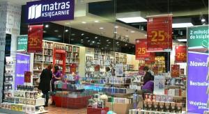 Matras się reaktywuje. Księgarnia pod znaną marką będzie sprzedawać w sieci