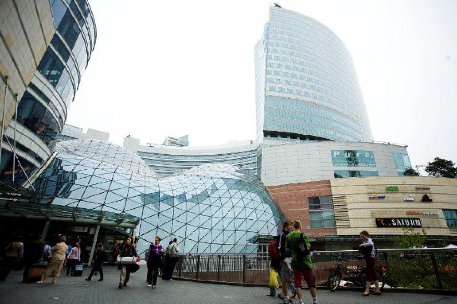 Ratusz sprzedaje udziały w spółce, do której należą Złote Tarasy