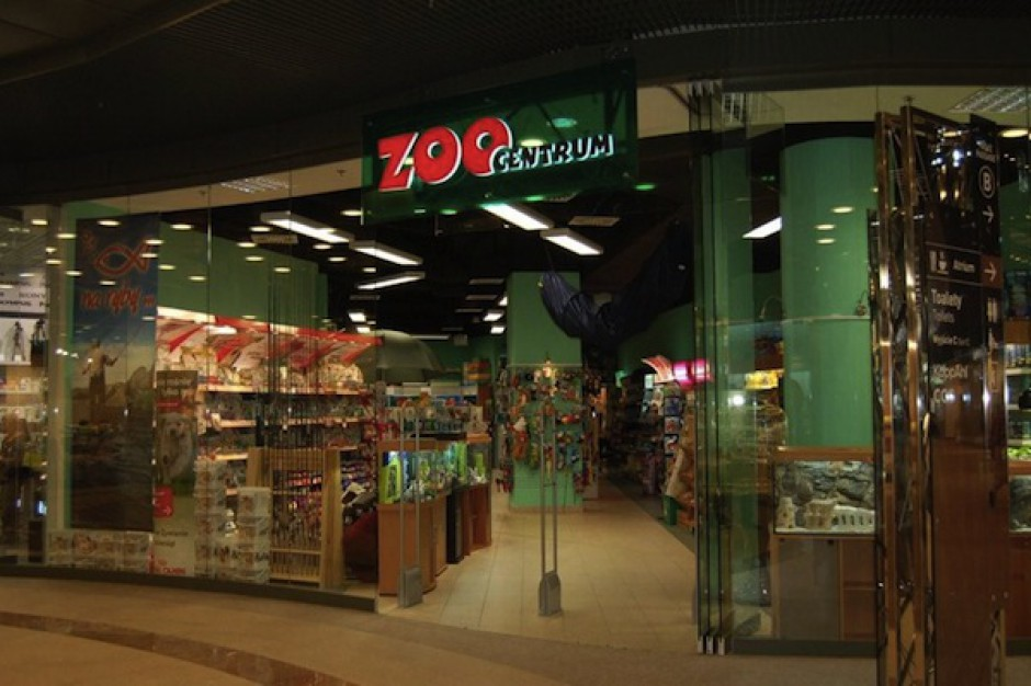 Upada sieć sklepów zoologicznych