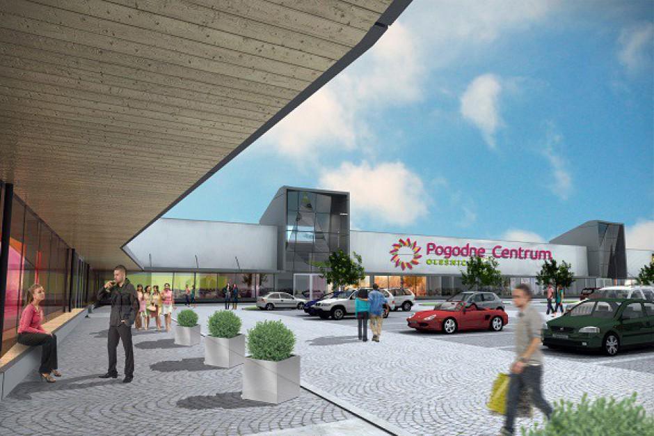 Wystartowały prace przy budowie centrum handlowego Rank Progressu w Oleśnicy