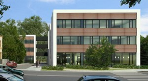 Fabryczna Office Park wyrośniewe Wrocławiu
