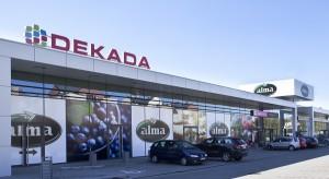 Dekada Kraków z salonem Empik