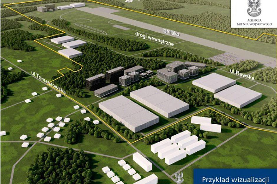 AMW sprzedaje lotnisko nad Pilicą
