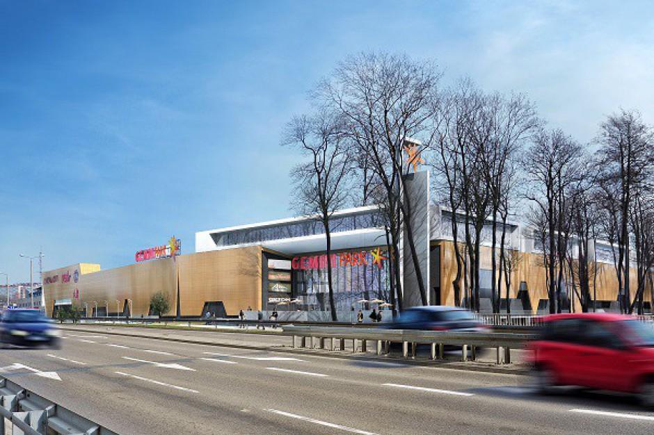 Powiększony salon Carry w Gemini Park Bielsko-Biała