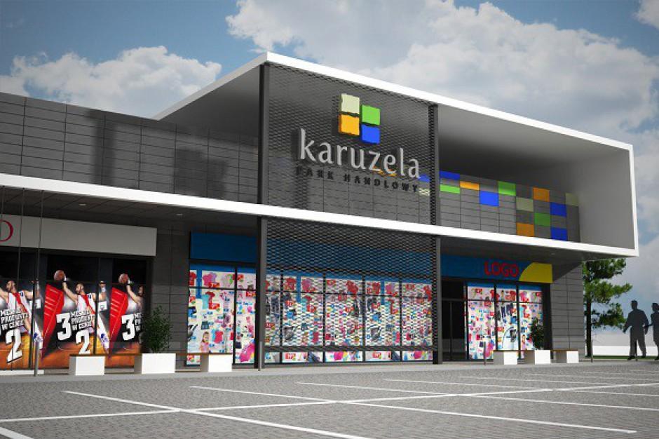 Park Handlowy Karuzela w Turku z pozwoleniem na budowę