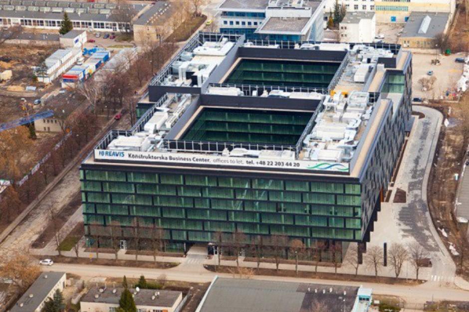 Grupa Żywiec przeniesie się do biurowca Konstruktorska Business Center