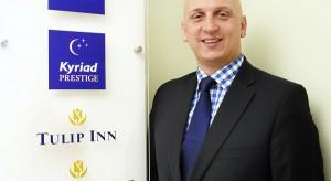 Tomasz Szyszka na czele zespołu sprzedaży Louvre Hotels Group