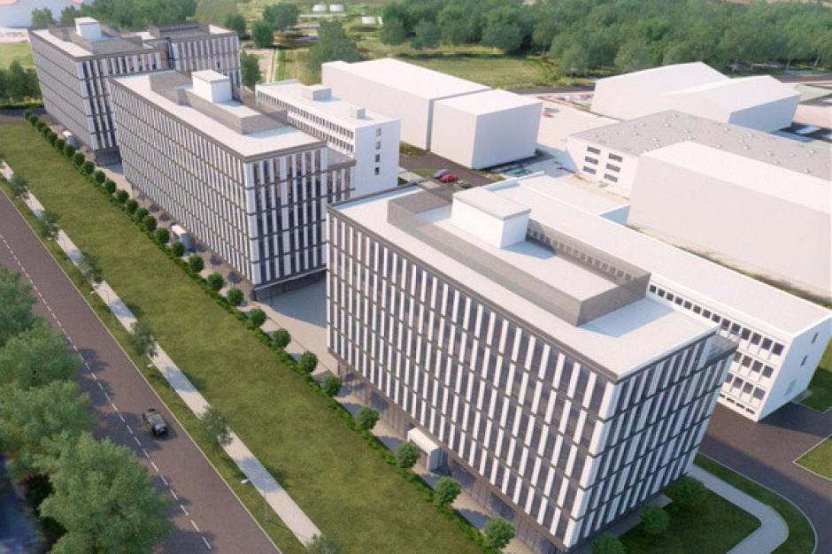 Warbud zrealizuje kolejny biurowiec w Poznaniu