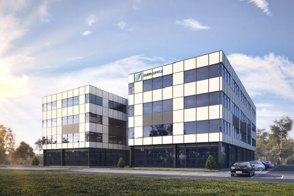 Projekt North Office we Wrocławiu gotowy do realizacji - wizualizacje