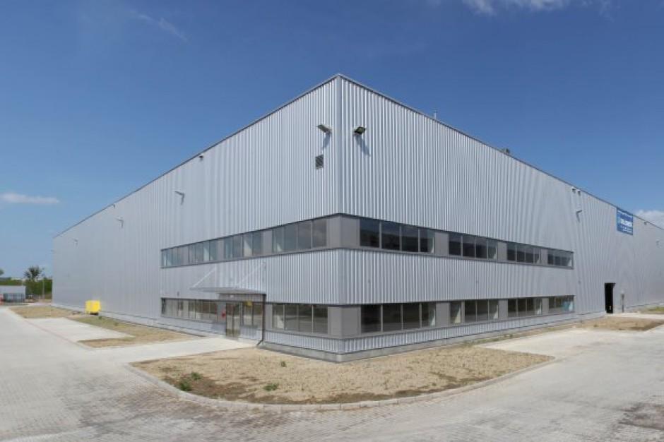 Goodman wybudował halę produkcyjną we Wrocławiu