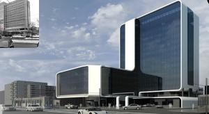Zobacz wizualizacje odnowionego hotelu Światowit w Łodzi