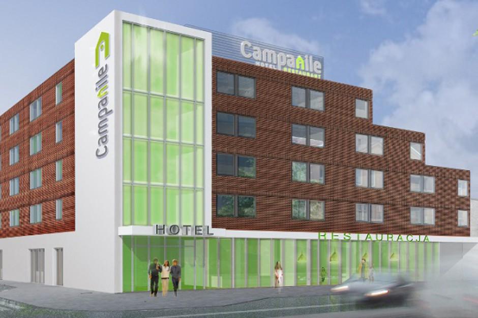 Wystartował hotel Campanile w Bydgoszczy