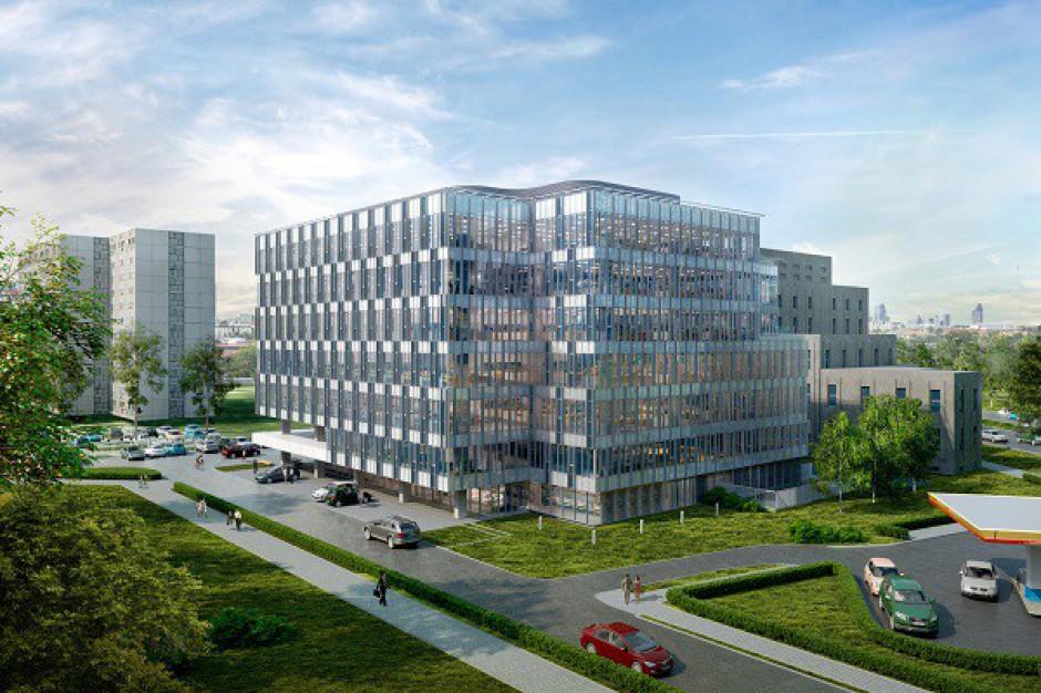 Ruszają prace przy budowie Sobieski Business Park w Warszawie