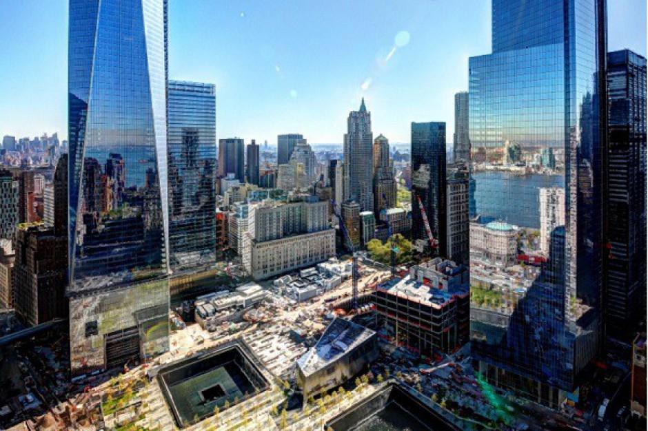 Cushman & Wakefield będzie zarządzał terenem World Trade Center