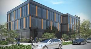 Nowa siedziba P.R.E.S.C.O. Group w Pile - wizualizacje