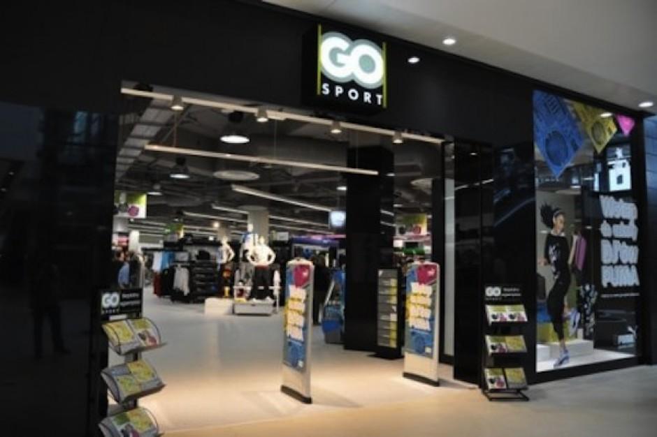 GO Sport na razie nie uruchomił wszystkich sklepów