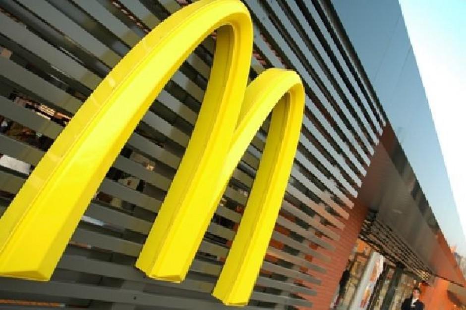 McDonald's szuka oszczędności