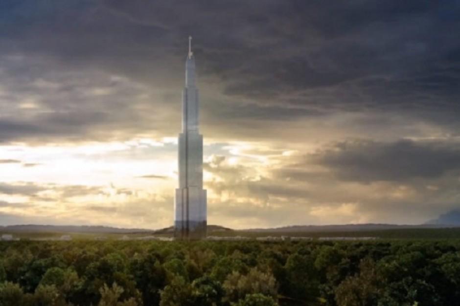 Budowa najwyższego budynku świata wstrzymana