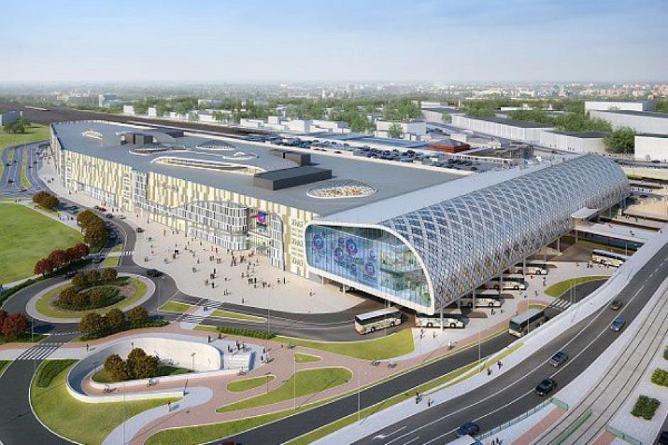 Budowa Poznań City Center na ostatniej prostej - wideo