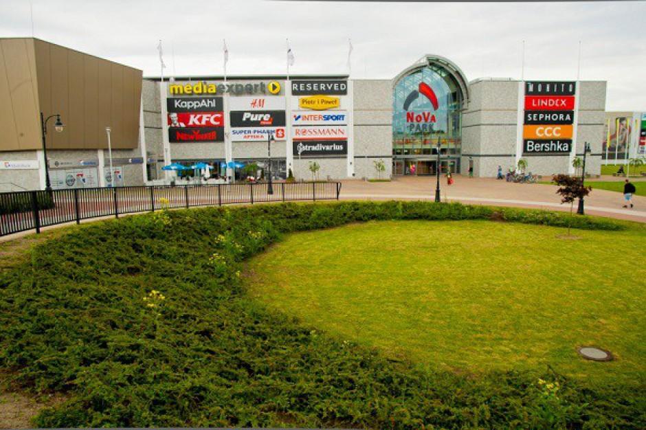 Centrum Handlowe NoVa Park z kolejnymi umowami najmu