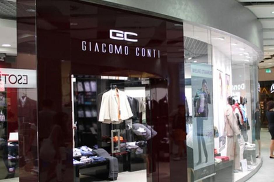 Giacomo Conti podwoi liczbę sklepów
