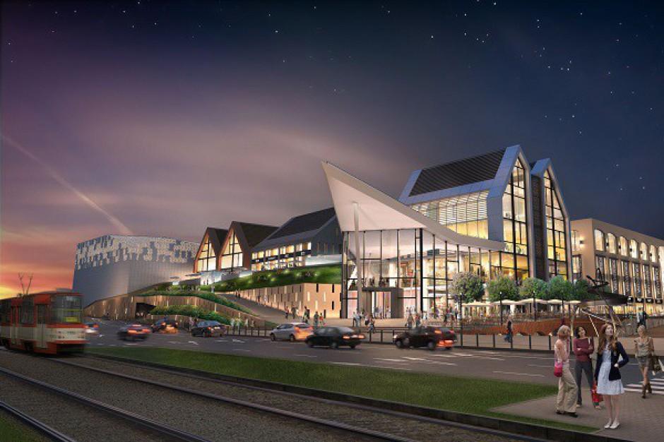 Awbud z umową na budowę Forum Radunia