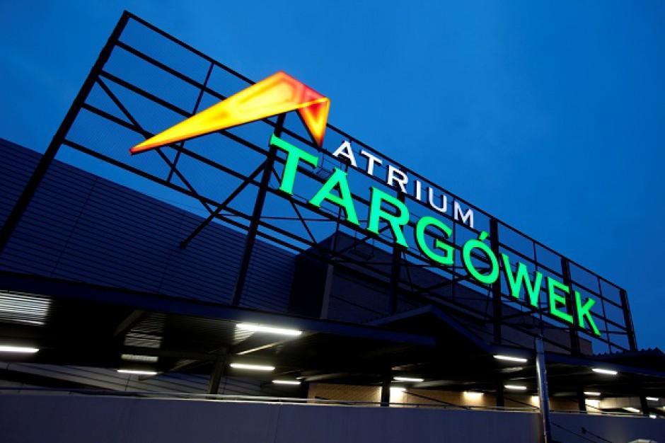 Pięć kolejnych sklepów w Atrium Targówek