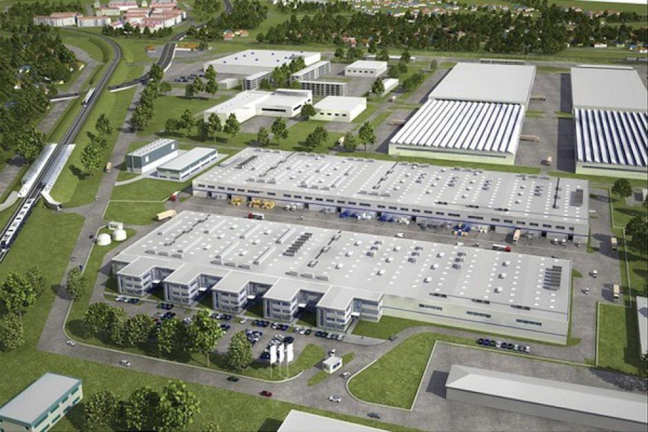 Budowa Diamond Business Park Ursus weszła w kolejną fazę