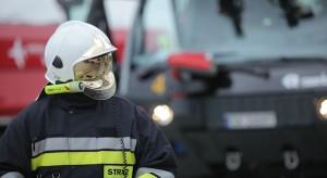 Alarm bombowy i ewakuacja czterech biurowców w Warszawie