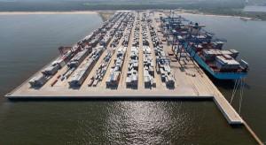 Rośnie znaczenie polskich portów kontenerowych